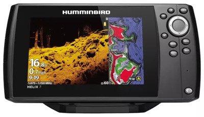 Humminbird HELIX 7 CHIRP MEGA DI GPS G3 GPS Fishfinder