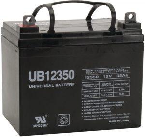 UPG 85980-D5722 Sealed Lead Acid Battery